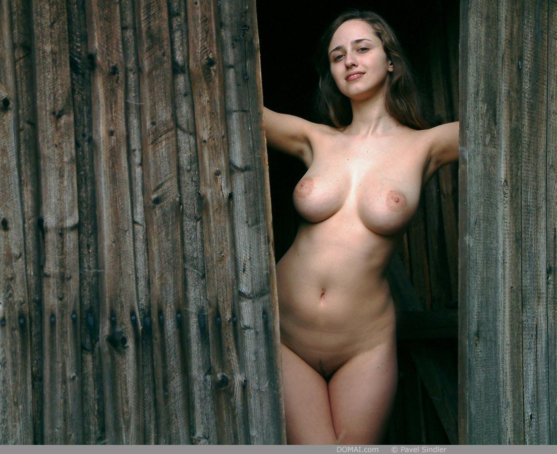 домашняя фотосессия женщины