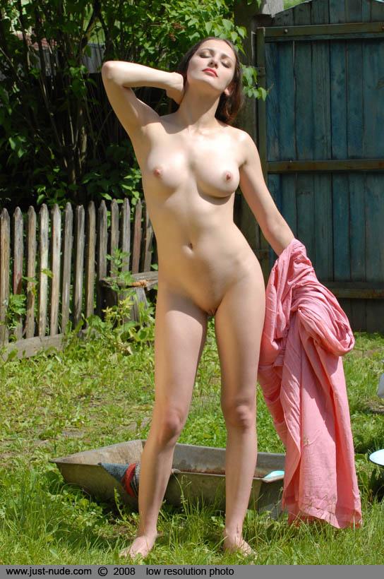 Alena night nude