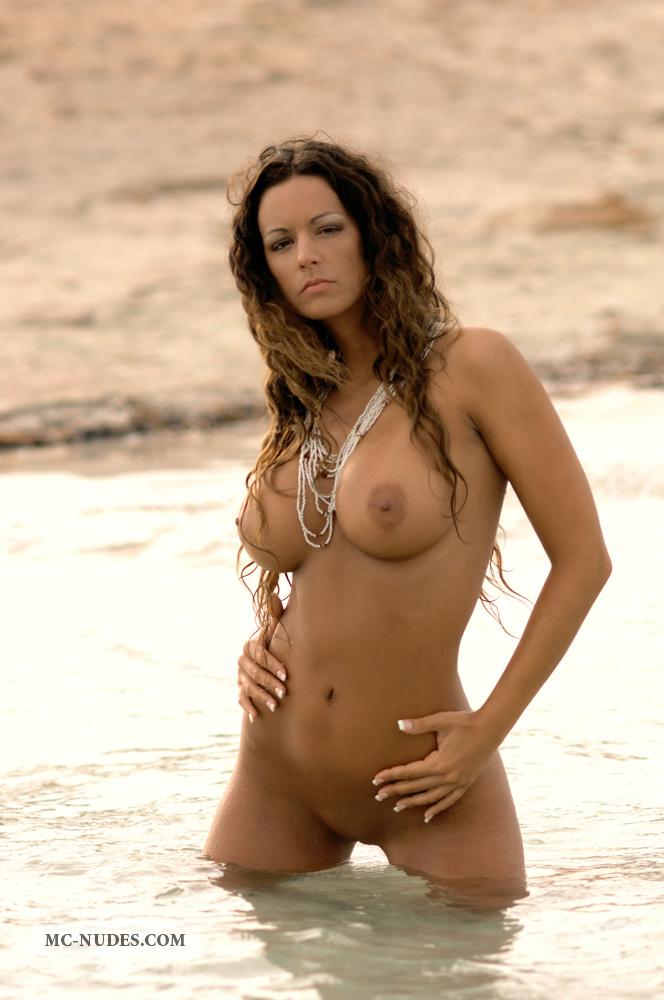 Nude girls on the beaches of croatia