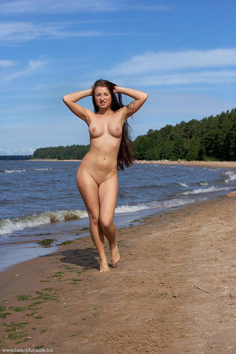 Mira At The Beach - Nudespuricom-6110