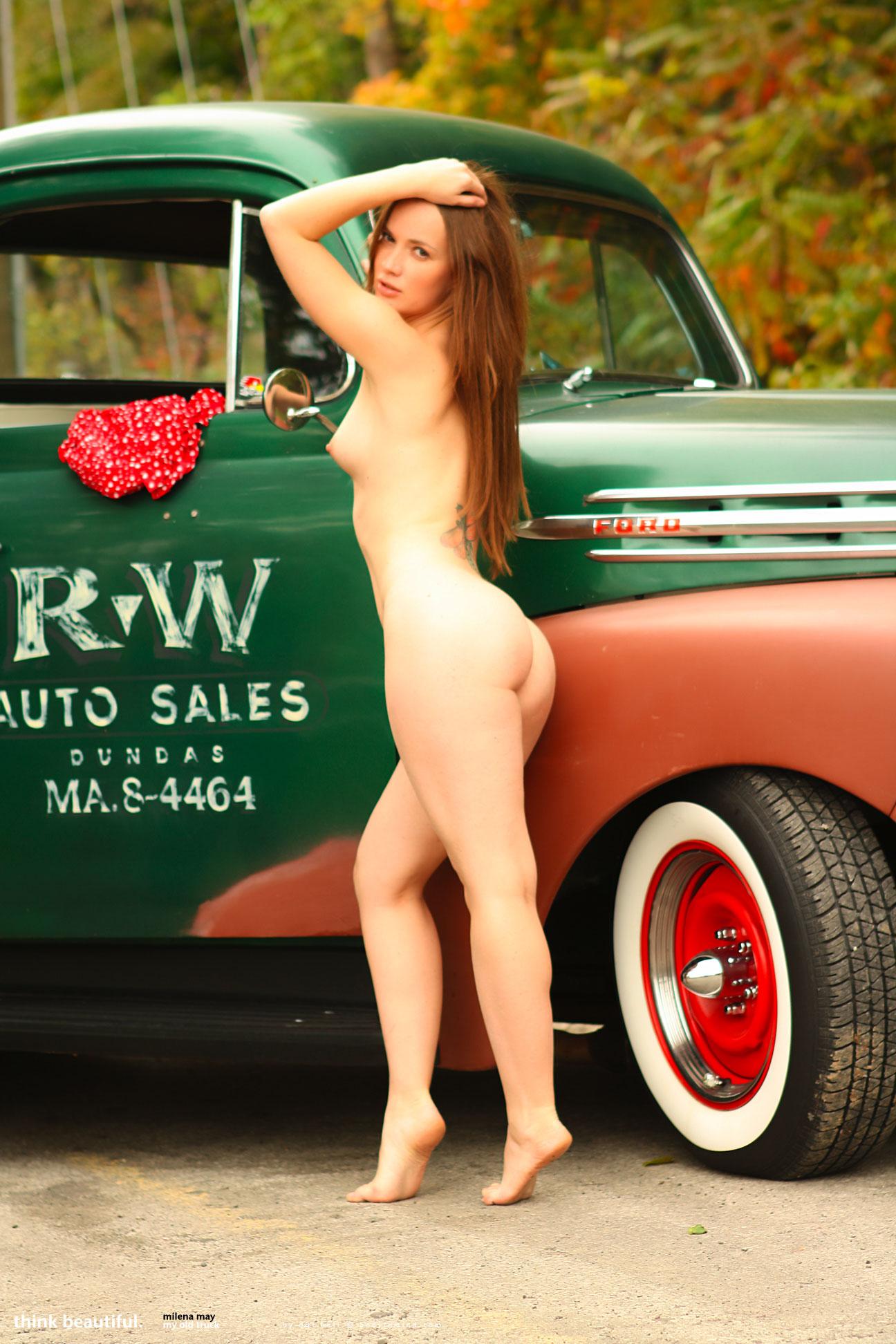 Milena Truck - NudesPuri.com