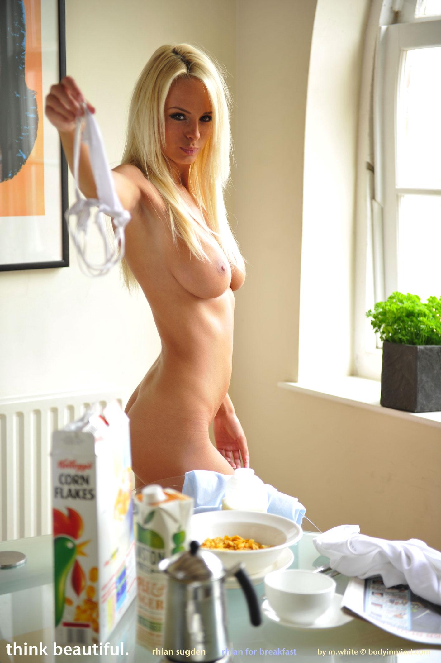Rhian Sugden in Breakfast - NudesPuri.com