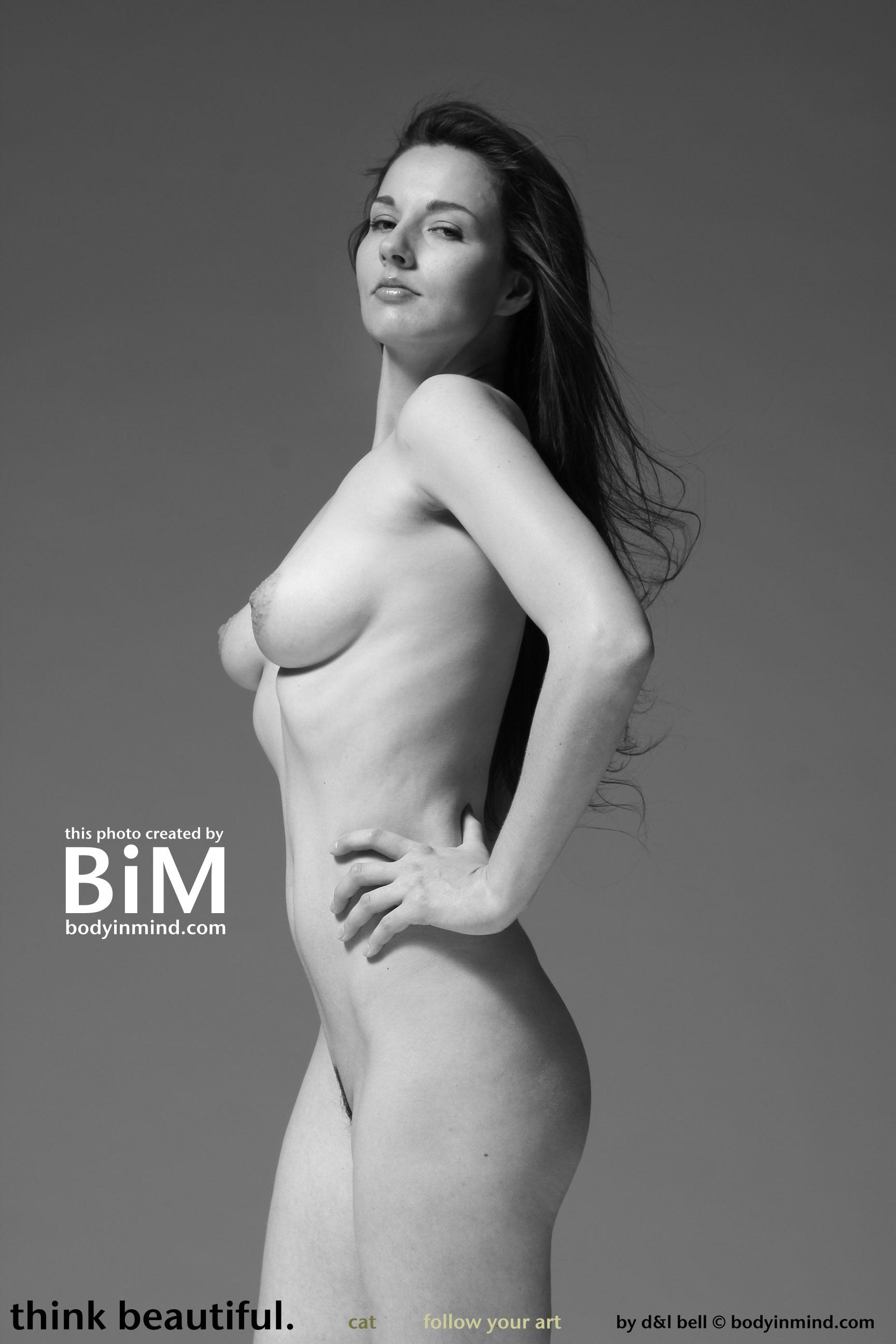 Body in models nude mind