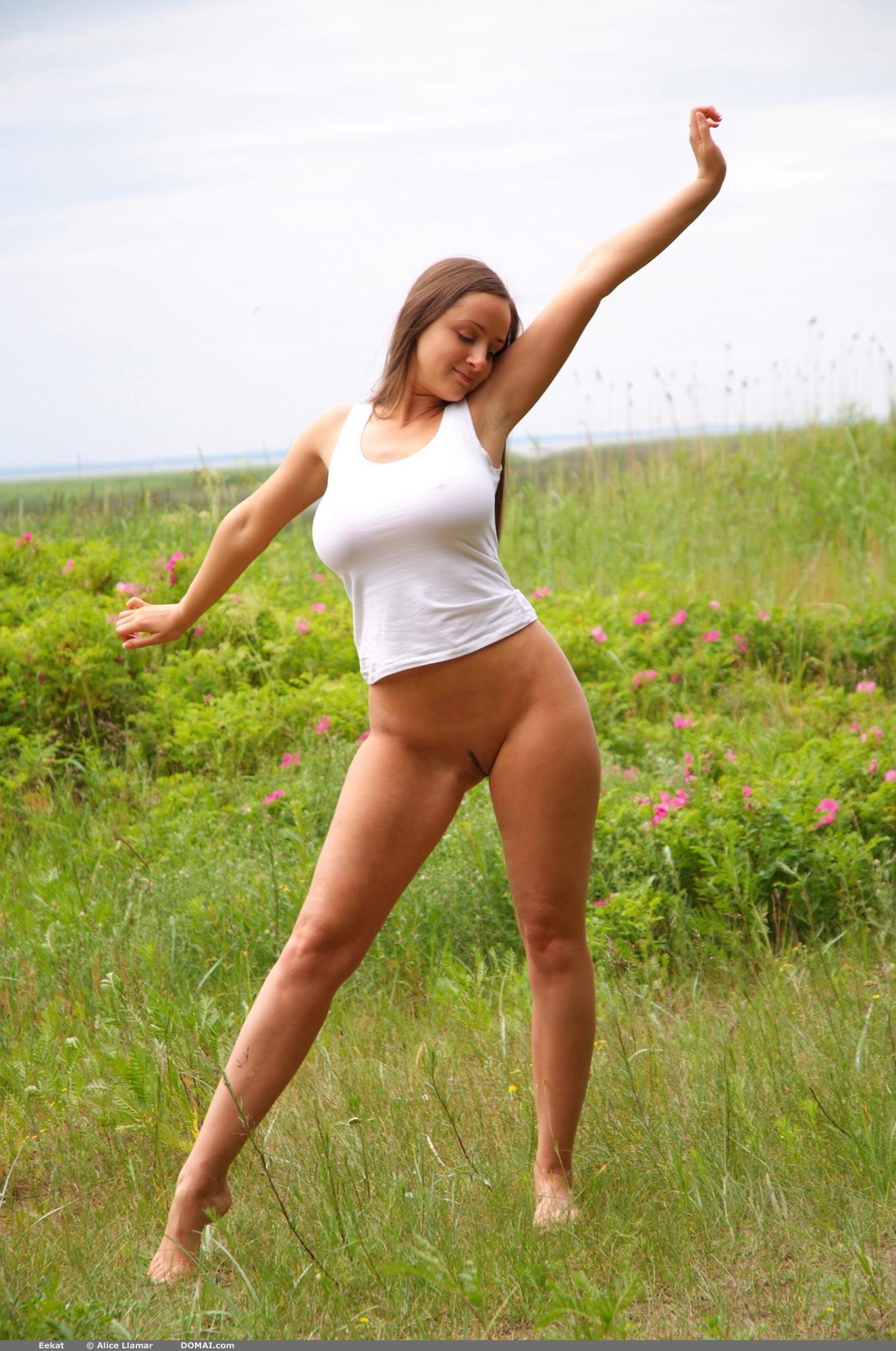 Eekat Playful Strip - NudesPuri.com