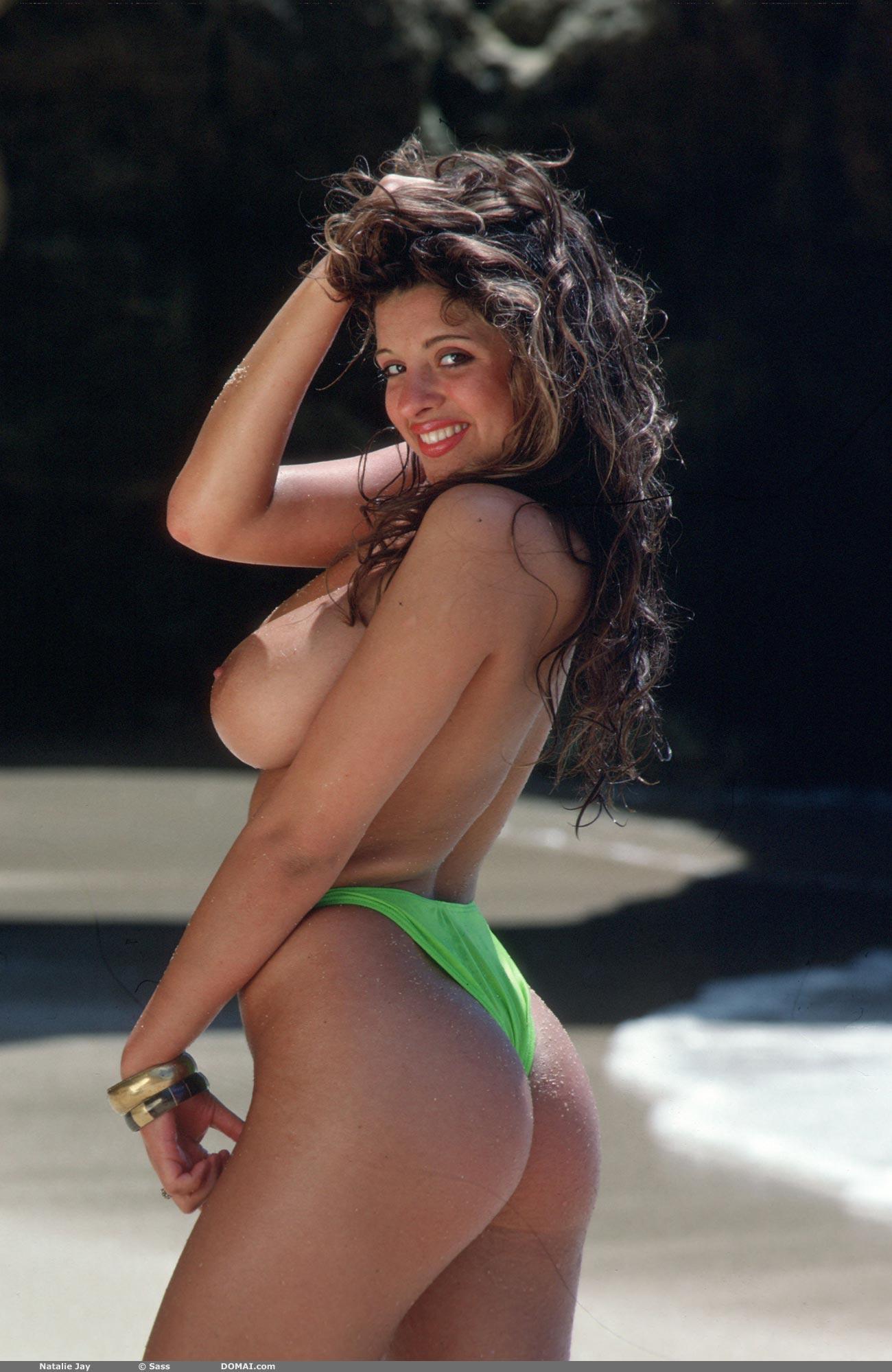 Natalie-Jay Beach Brunette - NudesPuri.com