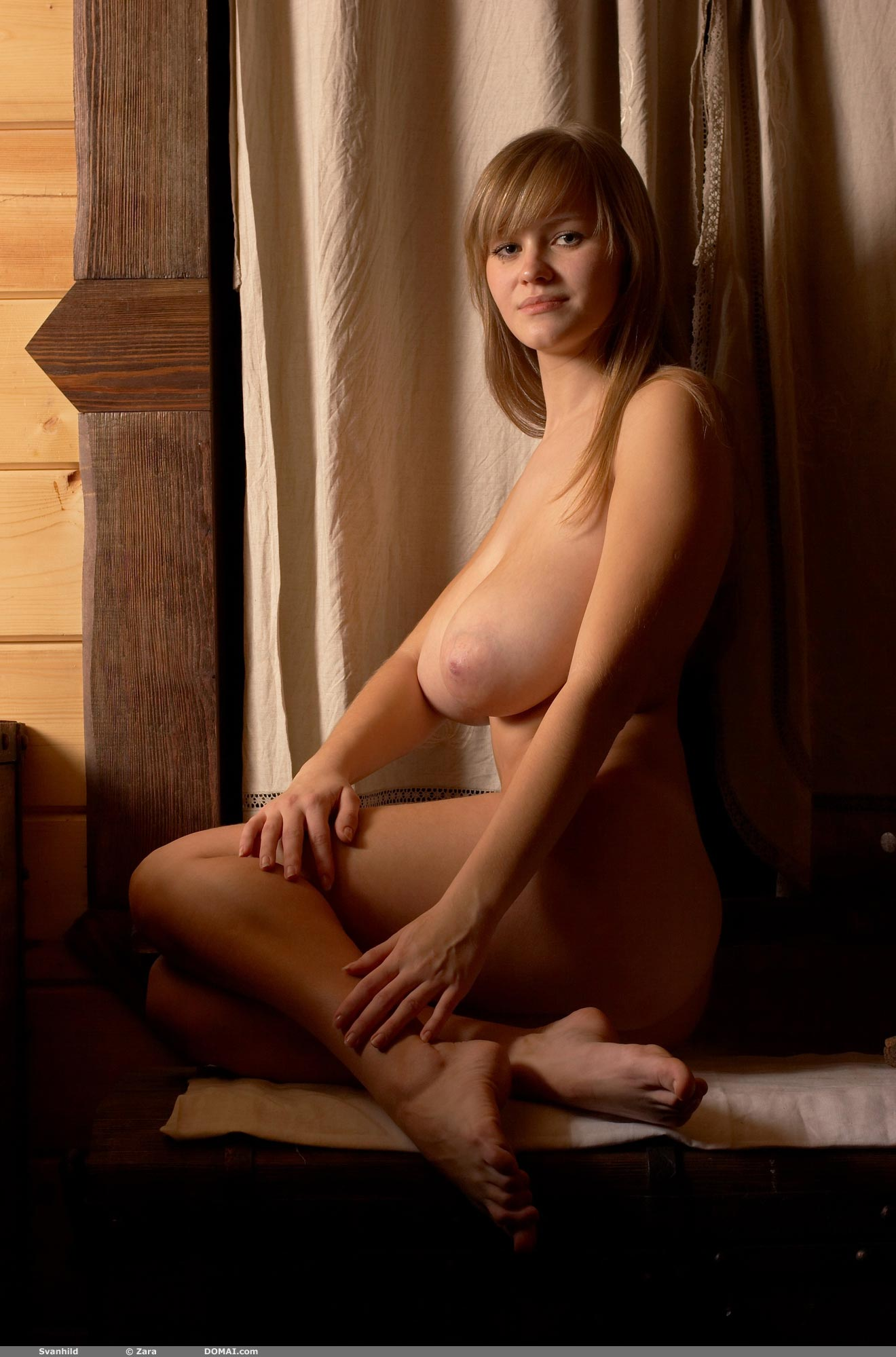 Svanhild Home Sweet Home - NudesPuri.com