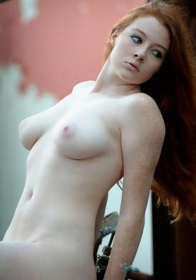 Curvy nude older women