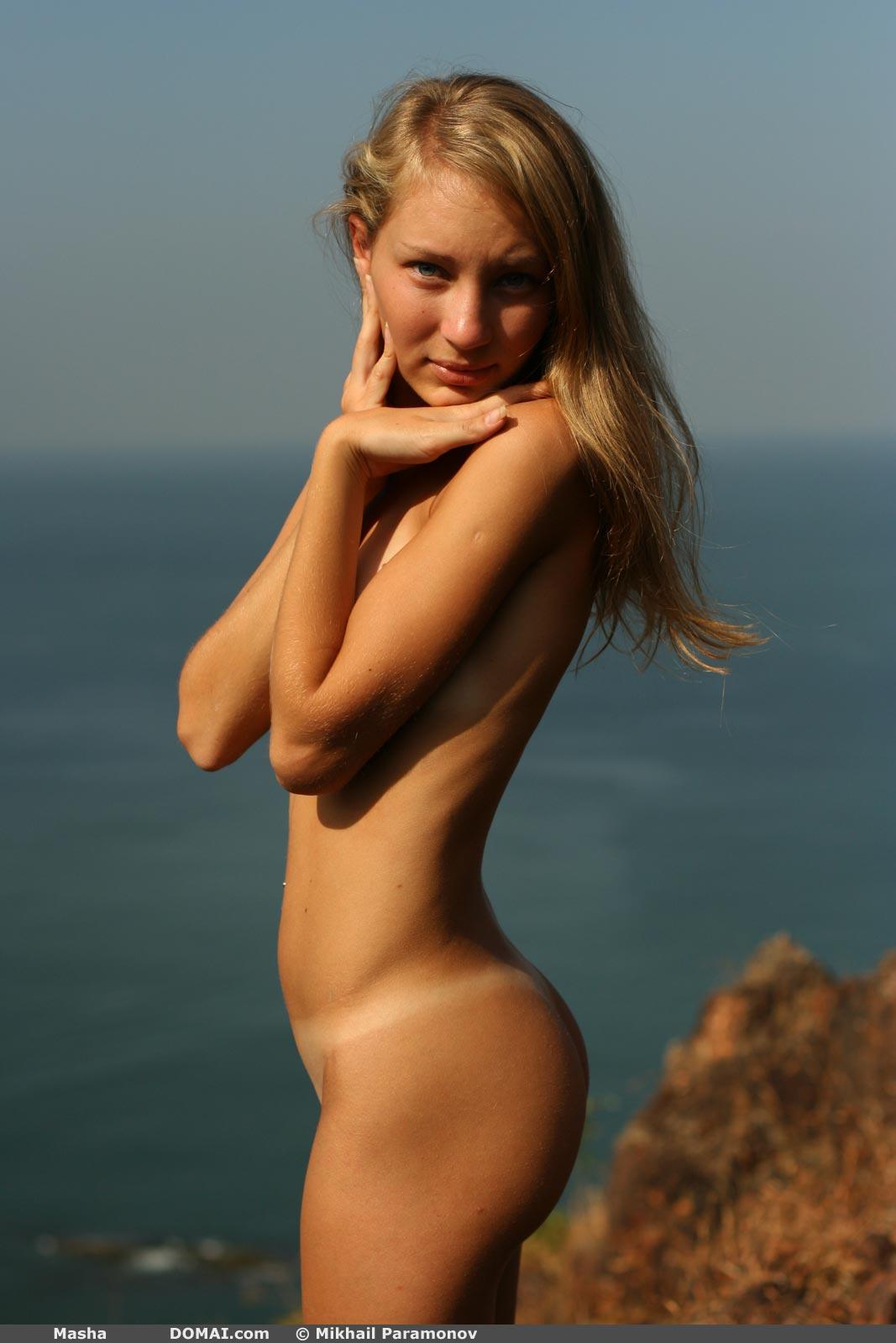 Mascha Sexy Tanlines - NudesPuri.com
