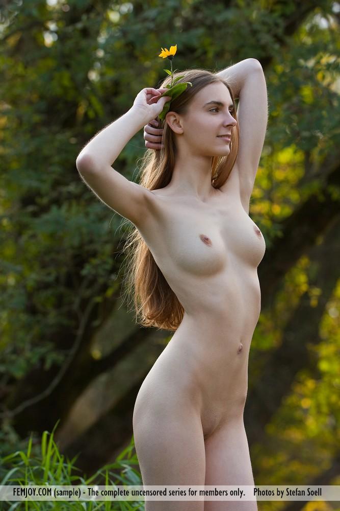 Nude photo nature