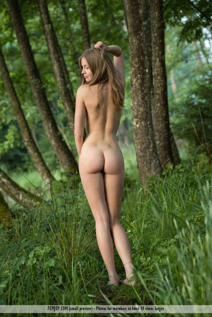 forrest nude