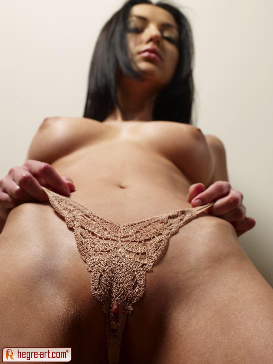 Nude Girls In Line