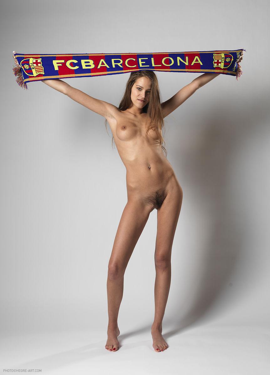 Silvie Fc Barcelona - Nudespuricom-8002