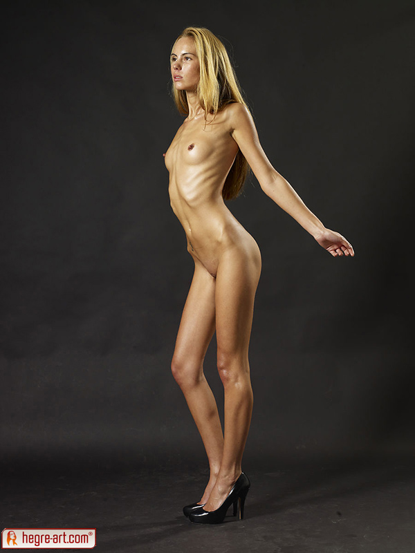 Nude waif hegre