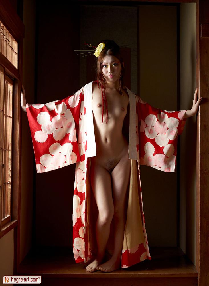 Chiaki Kimono - Nudespuricom-2373