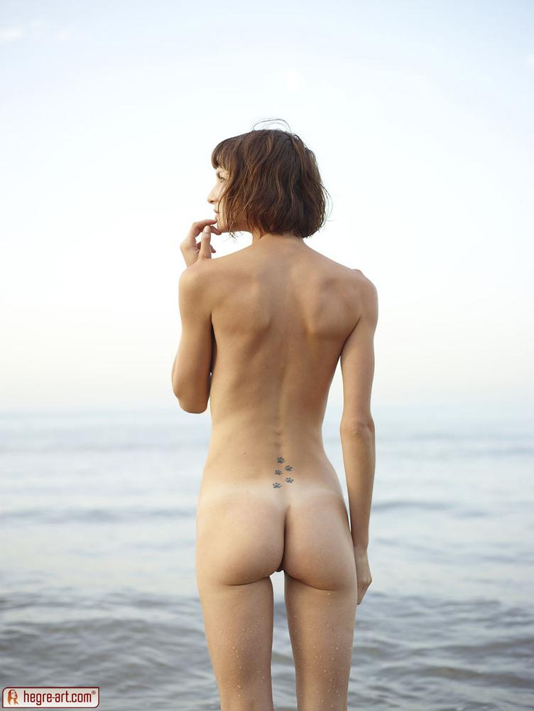 Flora Beach Girl - Nudespuricom-7785