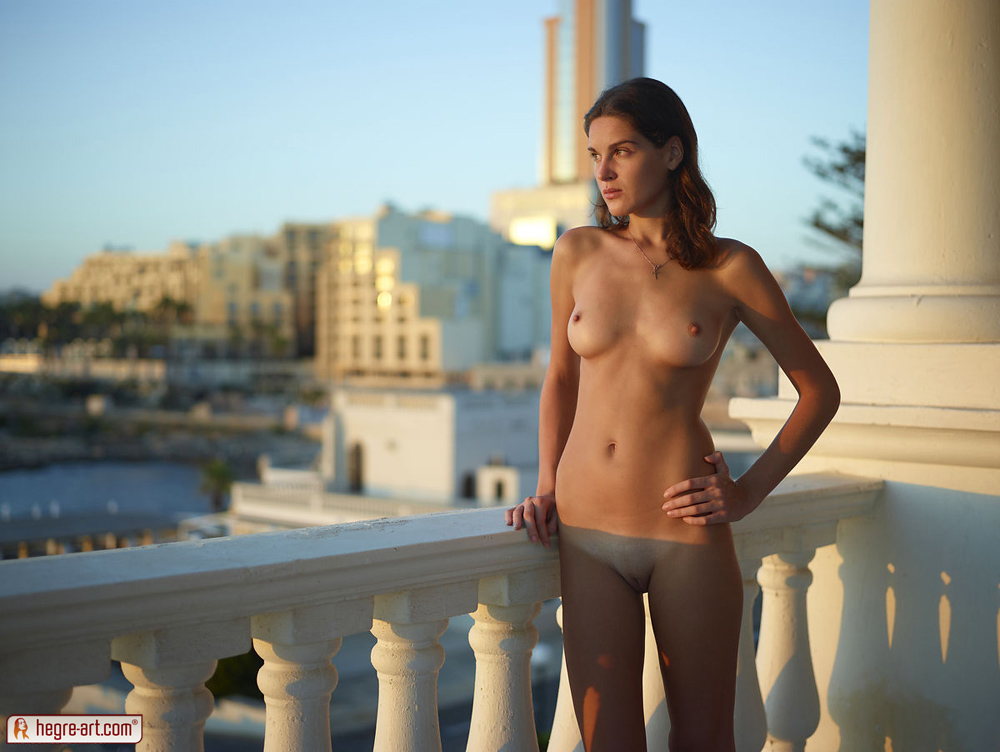 Beach malta nude
