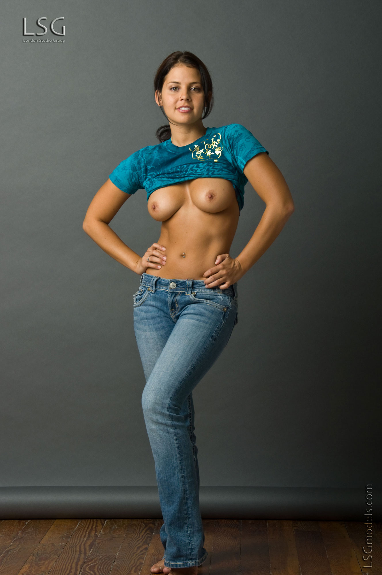 jeans pictures galleries Topless