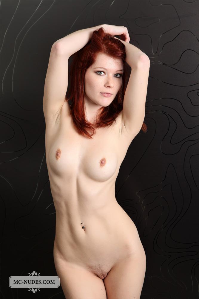 Sexy Redhead Lynette Nude - Nudespuricom-4585