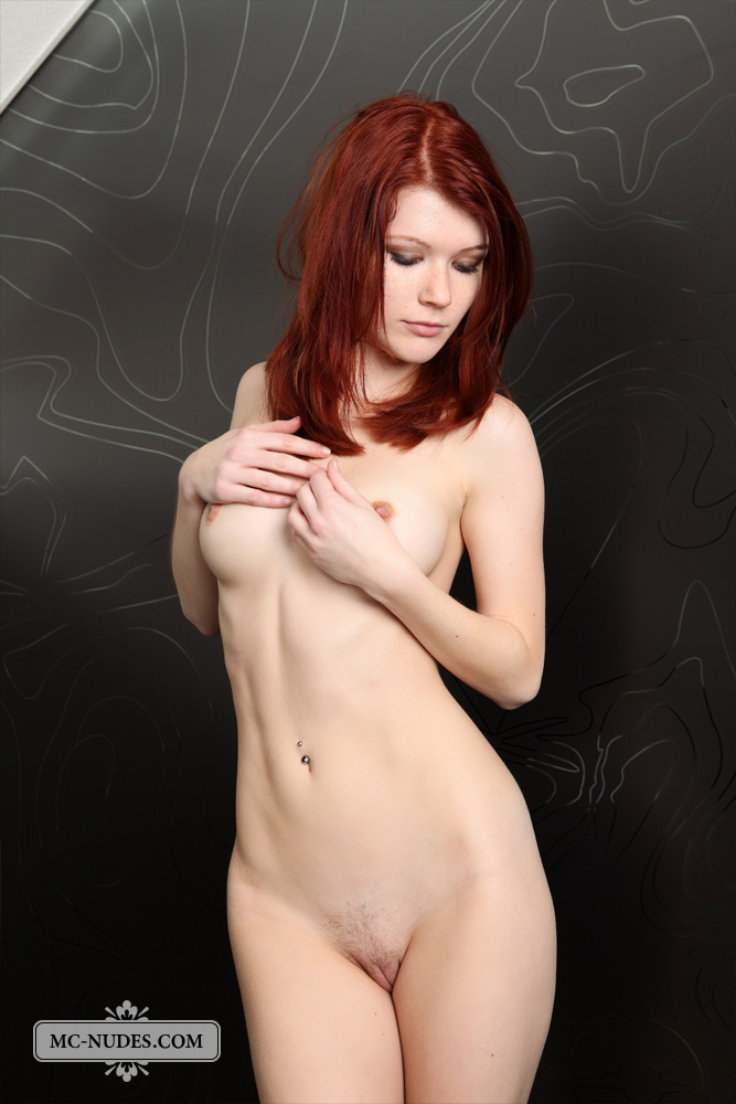 body Pretty nude perfect face