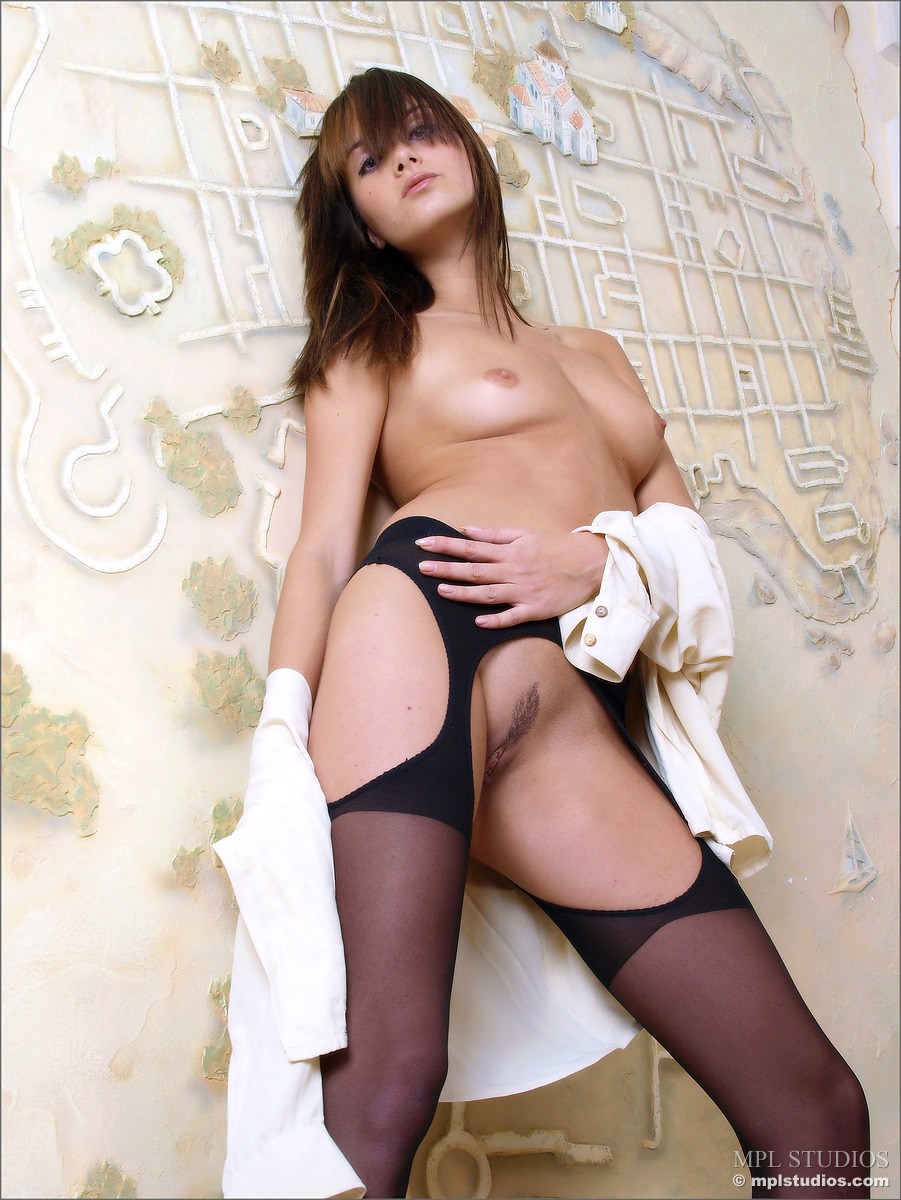 stockings Mpl nudes studios