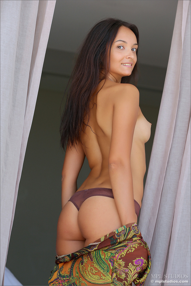 Sweet young thing nude
