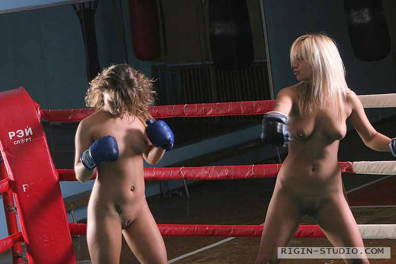 from Carter sexy boxing girl topless