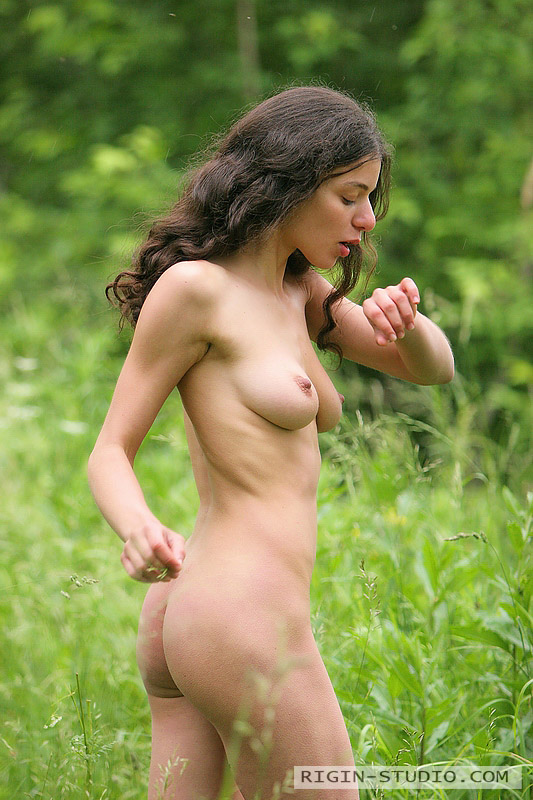 girl tied naked against her will