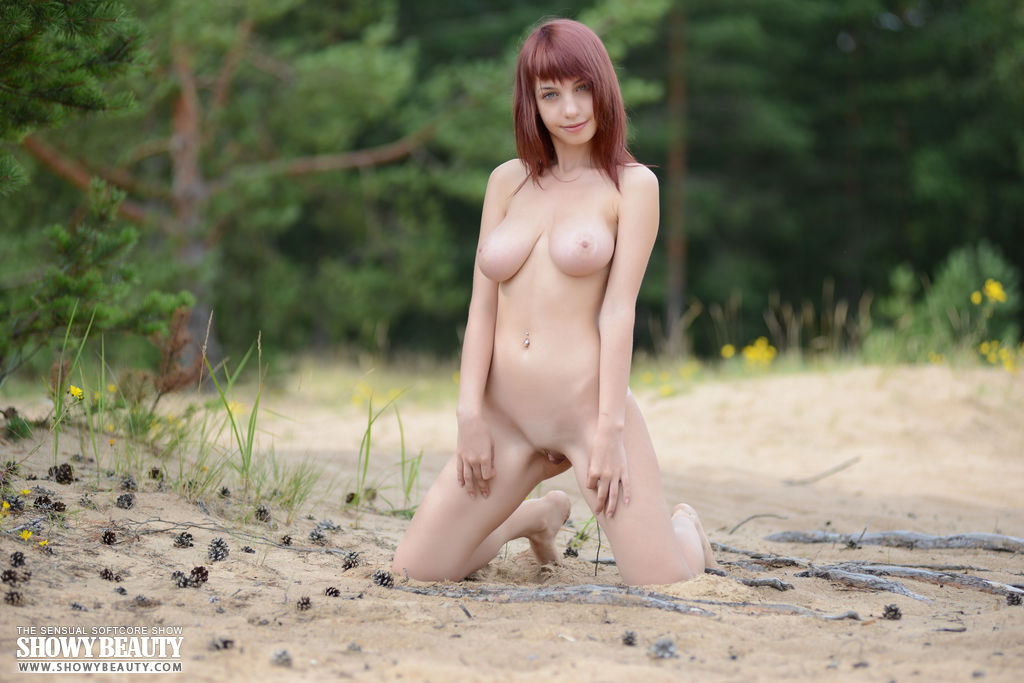 The Voluptuous redhead nude beach amusing answer