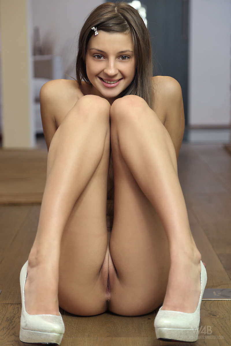 Awesome cute naked women something is