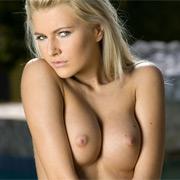 Johanna black nude