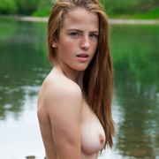 mai_topless_by_the_river-7